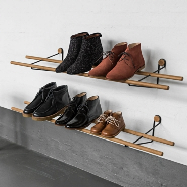 We Do Wood, Shoe Rack, Sort