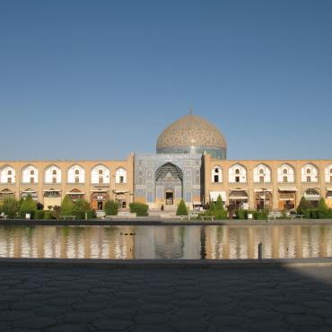Iran april dages eventyrrejse i det gamle persien program.
