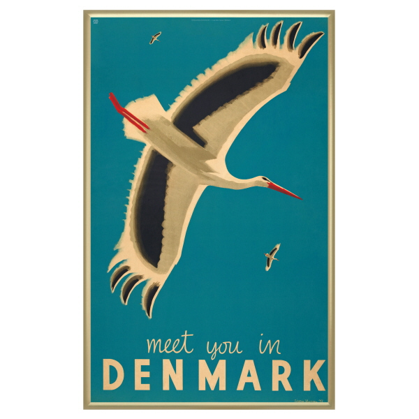 Meet you in Denemark i guld