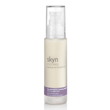 The Antodote Cooling Daily Lotion Skyn Iceland