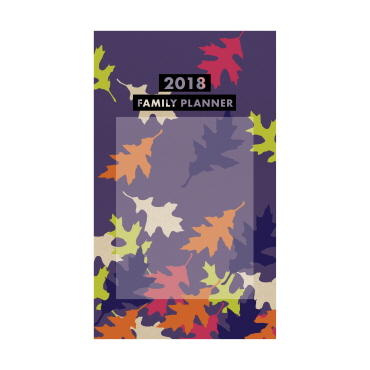 family planner 2018 naturmotiver family design