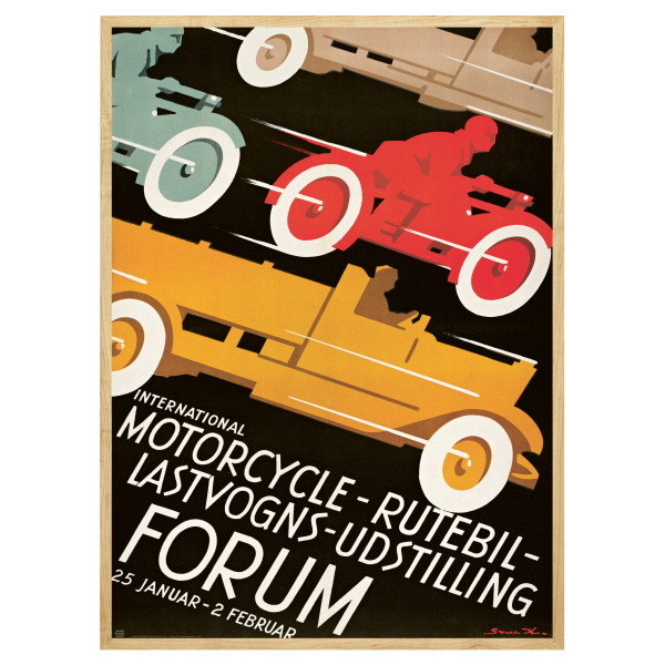 Mortorcycle Forum - træ
