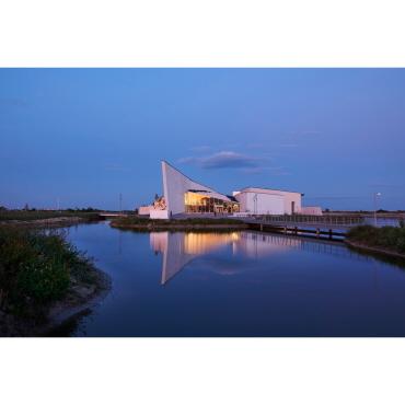 Planetarium København Arken kunstmuseum