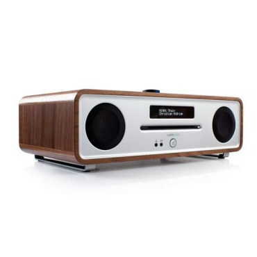 Ruark Audio R4 MK3, All-in-One system med indbygget Bluetooth