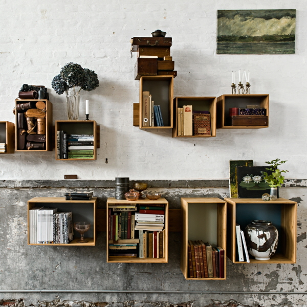 We do wood SJ Bookcase large