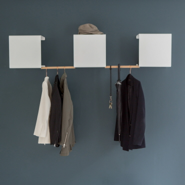 Hang:able Linde & Linde Design Interiør Knage