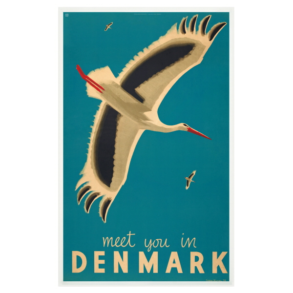 Meet you in Denemark i hvid