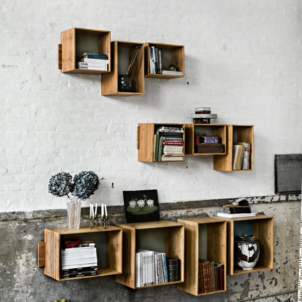 We do wood SJ Bookcase midi