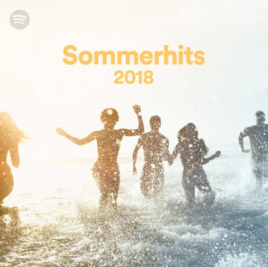 Spotify Sommerhits