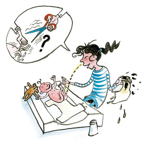 Tegning: Dorte Karrebæk