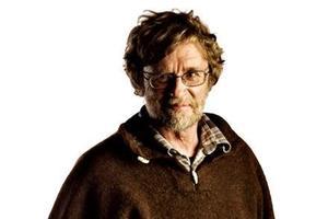 TV-vært og skribent Søren Ryge Petersen.