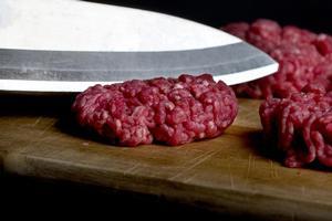 Økologisk hakket oksekød.    Til test i Lørdagsliv