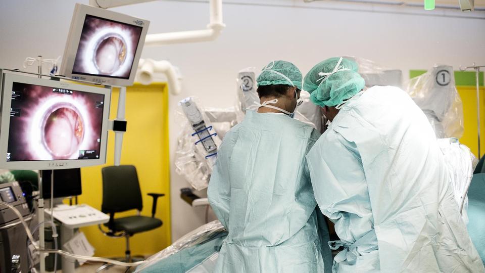 erstatning efter operation