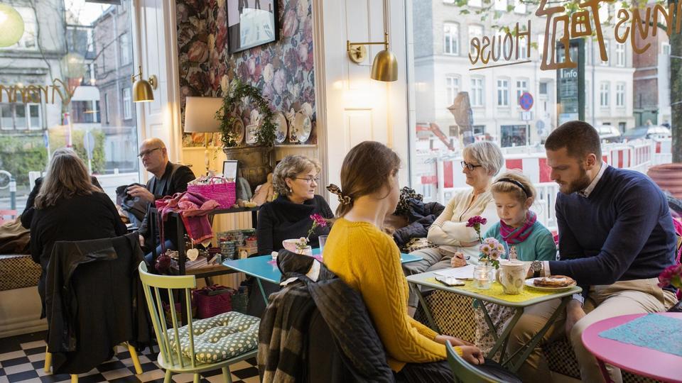 Madanmeldelse af Grannys House fra politiken.dk