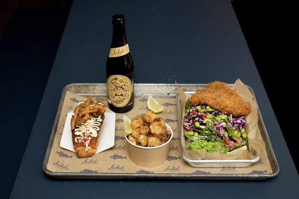 Fastfood med fisk og skaldyr? Hooked åbner filial på Vesterbro.
