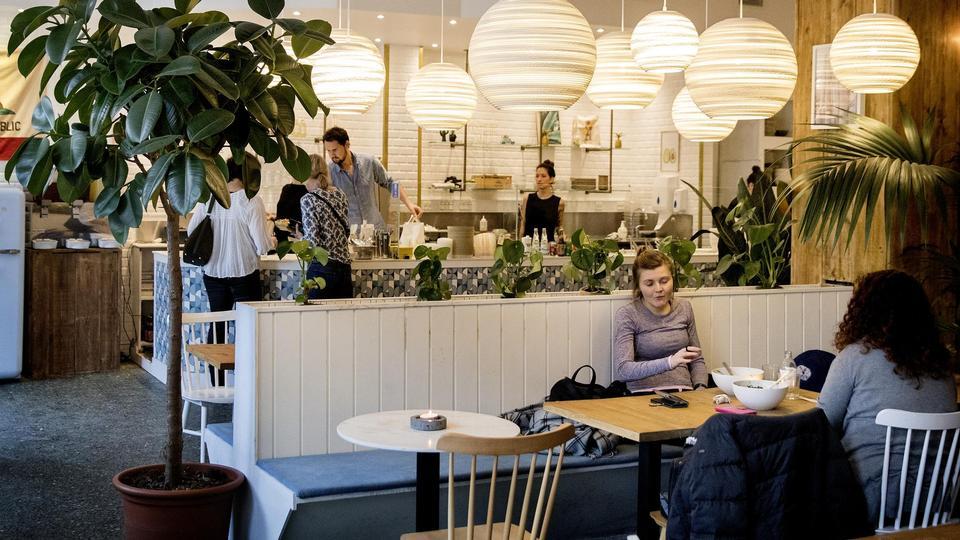 Madanmeldelse af California Kitchen fra politiken.dk