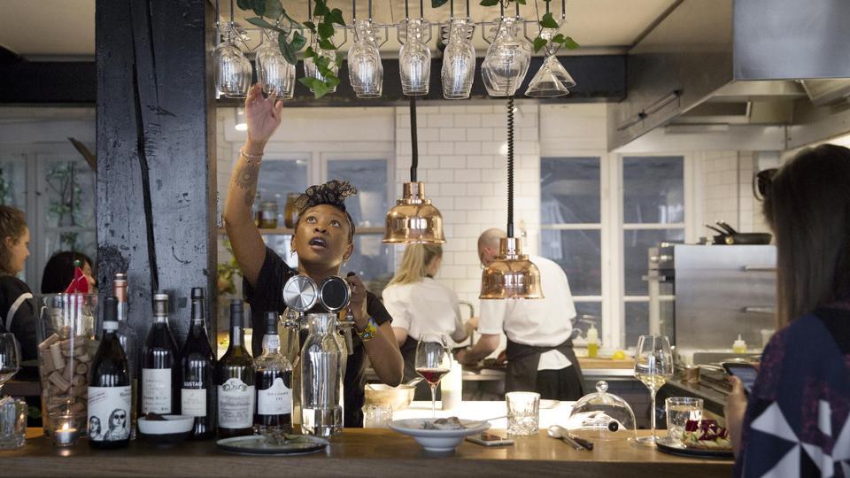 Madanmeldelse af Restaurant Wilhelm fra politiken.dk