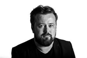 Bylinebillede af Lars Bjerregaard, der skal skrive klummer for iByen.