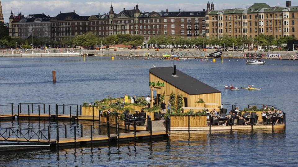 Madanmeldelse af Green Island of Copenhagen fra politiken.dk