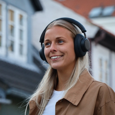 TOUCHit over-ear høretelefoner fra sackit