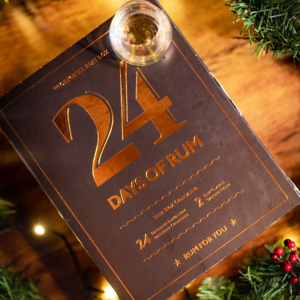 Romjulekalender - 24 Days of Rum