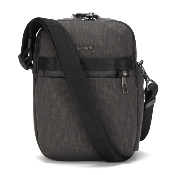 stor crossbody pacsafe Carbon (grå)