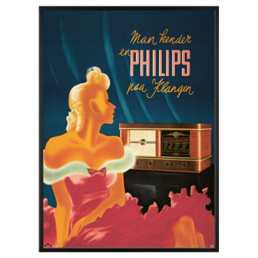 Philips i sort