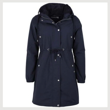 Vinterfrakke, Nora Winter Parka Dark Navy