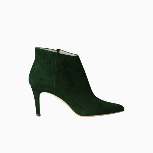 Roccamore Green Boots