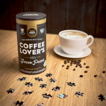 Puslespil, Coffee Lover's Puzzle