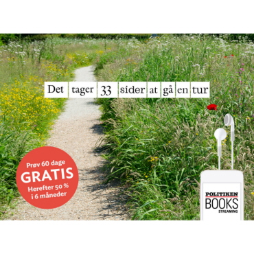 Politiken Books Streaming, 60 dage gratis