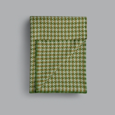 røros espens green plaid