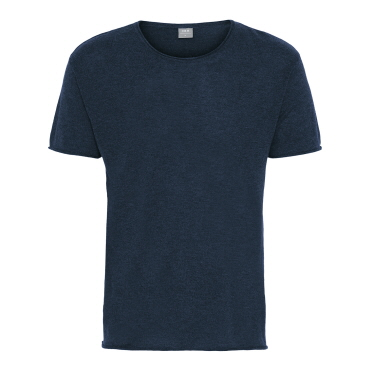 Care By Me Kristian t shirt dark blue