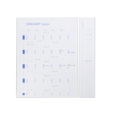 by wirth refill til kalender
