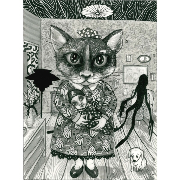 Julie Nord - House Cat