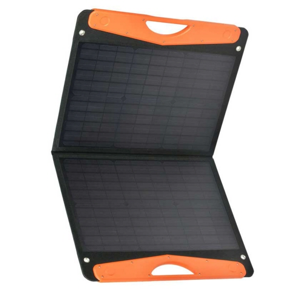 Solcellepanel, Powerbox med 300Wh