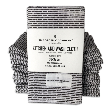 The Organic Company - Kitchen and Wash Cloth - Økølogiske Karklude