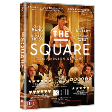 The Square, dvd