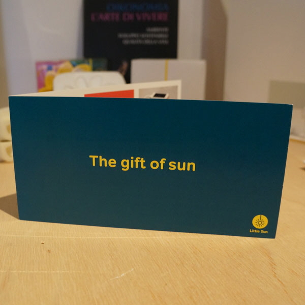 little sun charge voucher