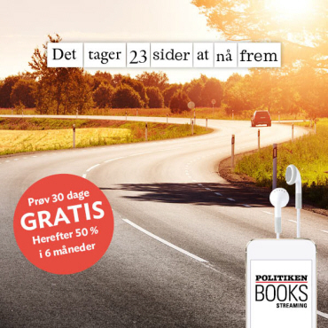 Politiken Books Streaming august
