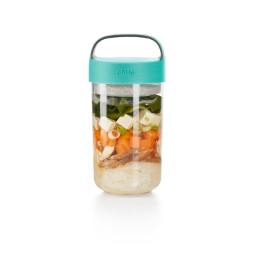 jar to go 600 ml lekue