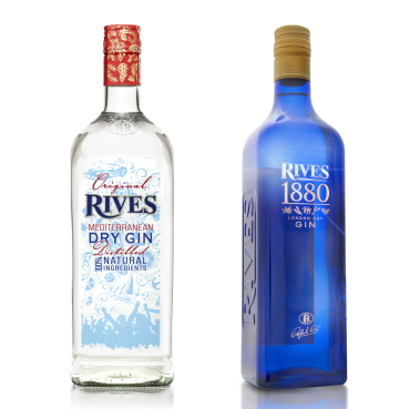 Rives gin pakke 2