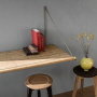Loop Desk - We Do Wood