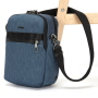 Stor crossbody pacsafe i Mørk Denim
