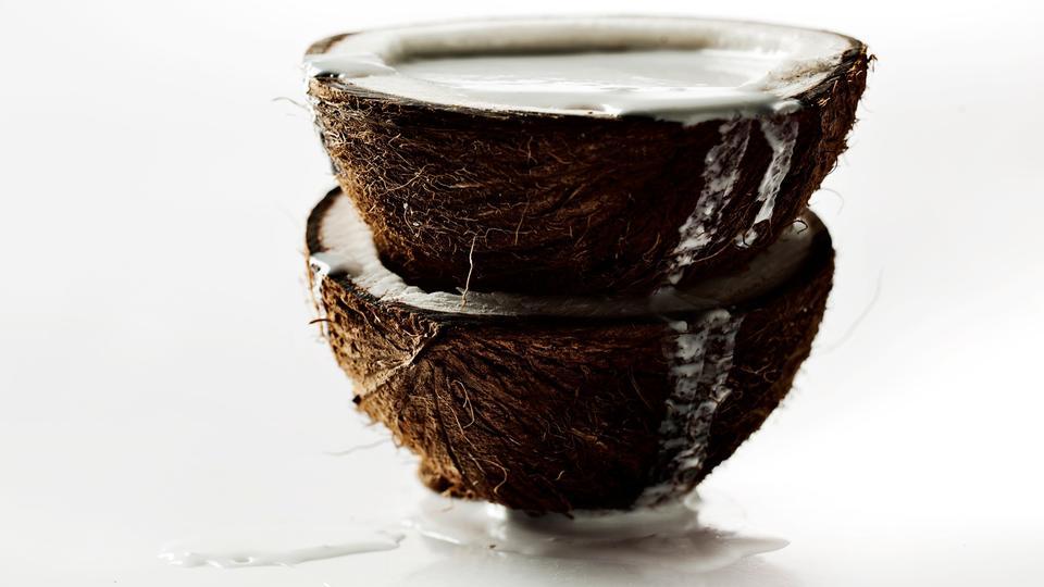 er kokosmælk på dåse sundt