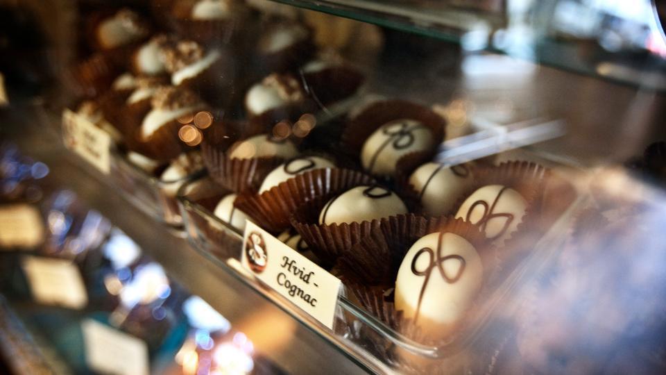 Chokolade orgie