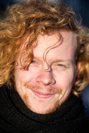 Max Tellefsen, 21 år.