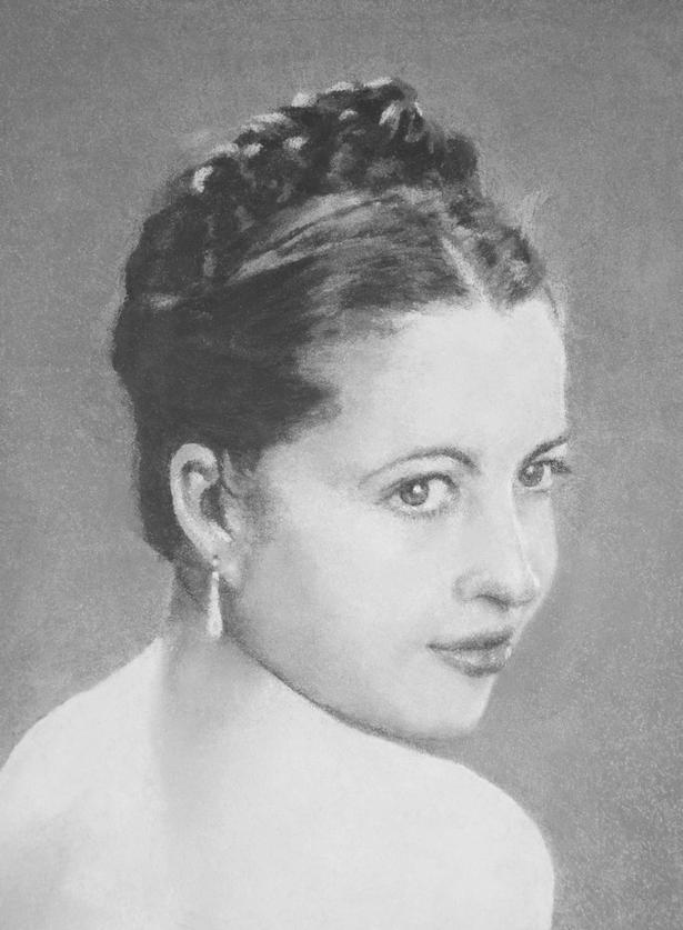 Germaine A. A. Charbonneau.