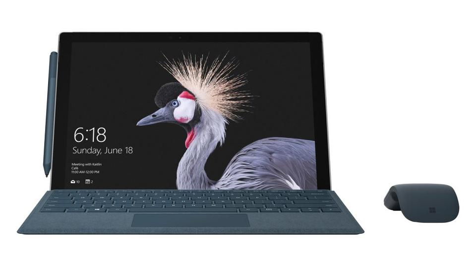 f9b5a9bb Her er Microsofts nye Surface Pro - politiken.dk