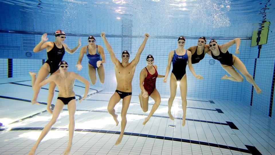 fordelene ved at danse en svømmer